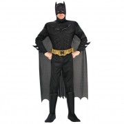 Bat Man Dark Knight Muscle Chest