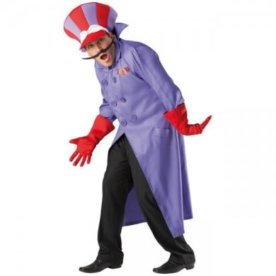 Dick Dastardly Costume