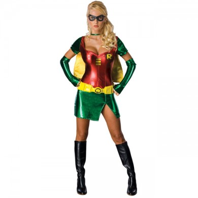 Female Robin Costume