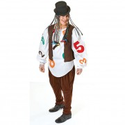 Boy George Fancy Dress