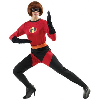 Mrs Incredible Outfit