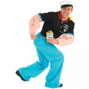 Popeye Fancy Dress