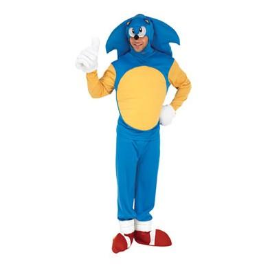 Sonic the Hedgehog Suit