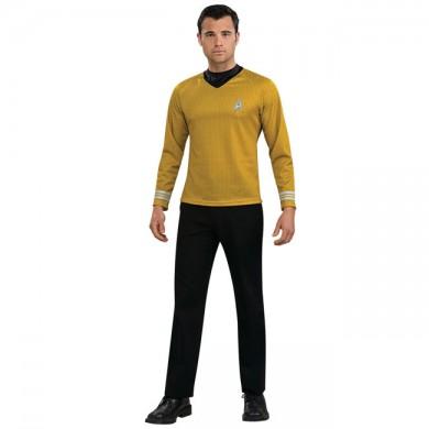 Star Trek Gold Shirt