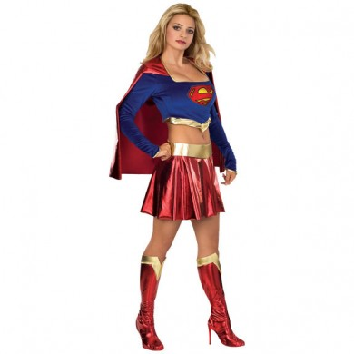 Super Girl Fancy Dress