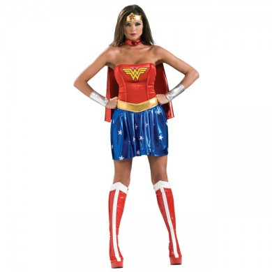 Wonder Woman Fancy Dress