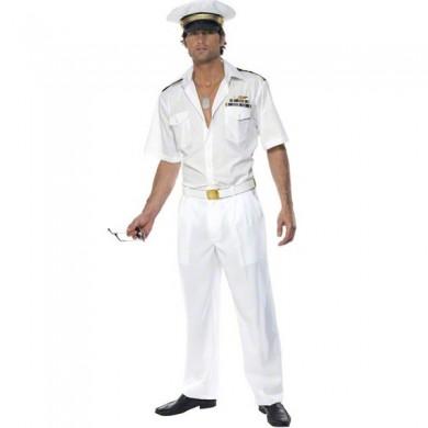 Top Gun Officer Costume