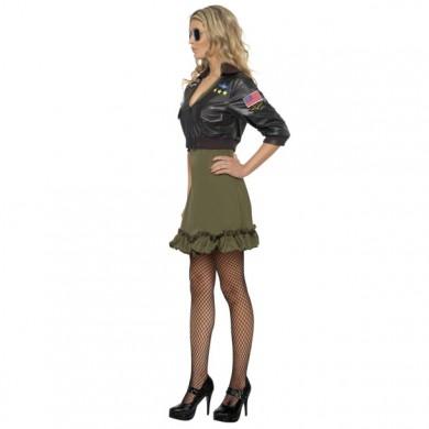 Ladies Top Gun Flight Jacket