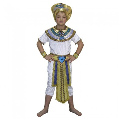 Egyptian Boy Costume  sc 1 st  Bromsgrove Fancy Dress : egyptian costumes kids  - Germanpascual.Com