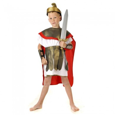 Roman Gladiator Costume  sc 1 st  Bromsgrove Fancy Dress : gladiator costumes for boys  - Germanpascual.Com