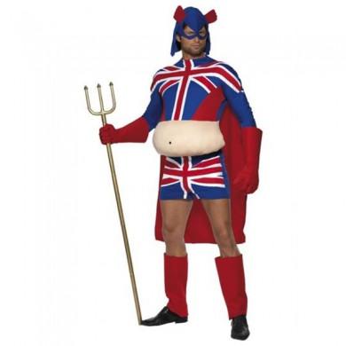 Brittania Man Costume