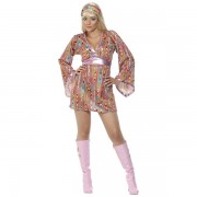 1960s Disco Dress Fancy Dress