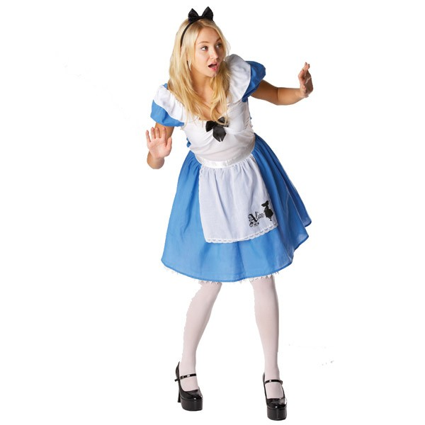 alice in wonderland adult fancy dress