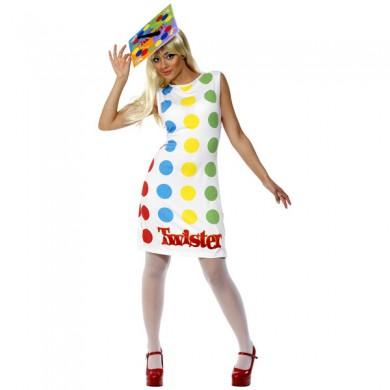 Female Twister Fancy Dress