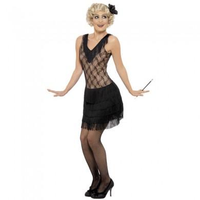 Detailed Flapper Fancy Dress