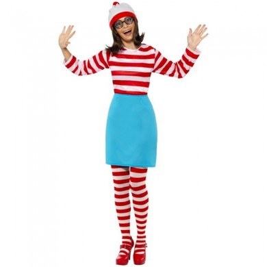 Wheres Wally Fancy Dress