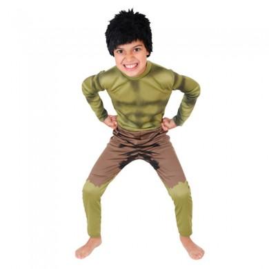 Hulk Fancy Dress Costume