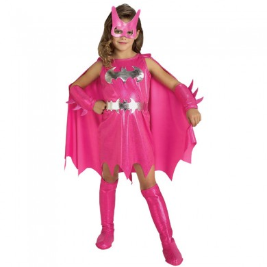 Pink Batgirl Outfit