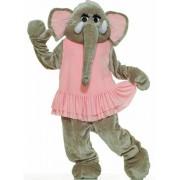 Elephant Mascot Suit