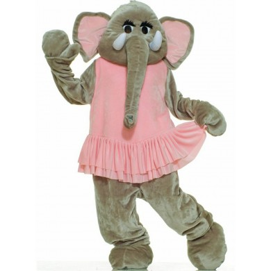 Elephant Mascot Suit (HIRE ONLY)