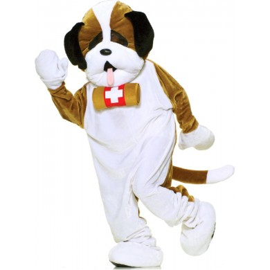 Dog Mascot Suit (HIRE ONLY)