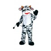 Cow Mascot Suit