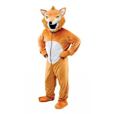 Fox Mascot Suit (HIRE ONLY)