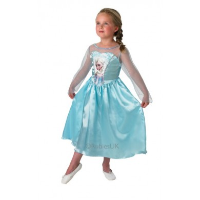 Classic Elsa Costume (Frozen)