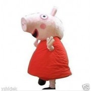 Peppa Pig Mascot (HIRE ONLY)