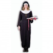 Nun Fancy Dress Outfit