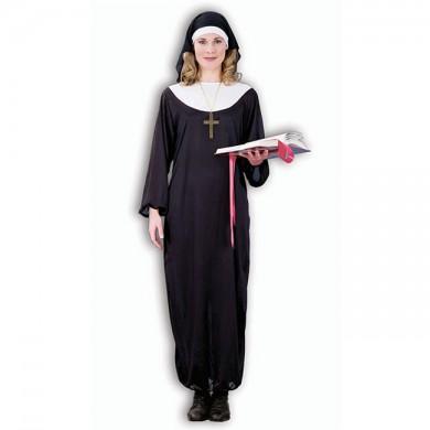 Nun Fancy Dress Outfit