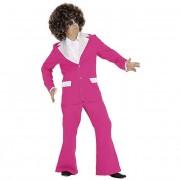 Disco Suit Pink