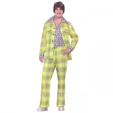Leisure Suit Plaid