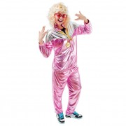 Shellsuit Ladies Pink