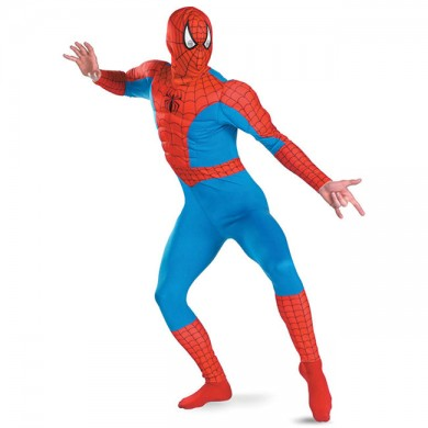 Spider Man Muscle Vest