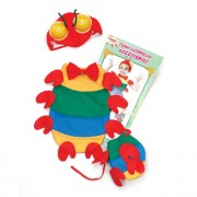 Caterpillar Dress Up Set