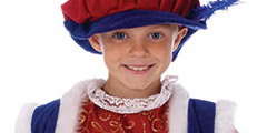 Childrens Historical Costumes Bromsgrove