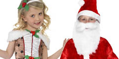 Kids Christmas Fancy Dress Outfits Bromsgrove
