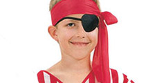 Kids Pirate Fancy Dress Bromsgrove