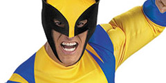 Mens Superhero Fancy Dress to Buy or hire Bromsgrove