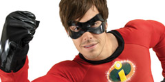Superhero Fancy Dress Costumes Bromsgrove